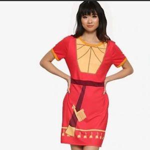 Disney Hot Topic Emperors New Groove Dress